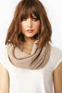 medium blunt hairstyles with bangs 24 beautiful hairstyles for thin hair 2017 pretty designs