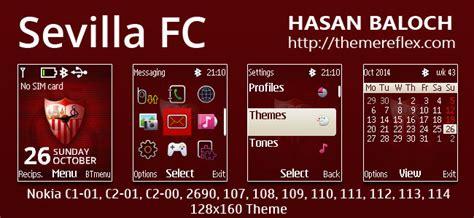 realmadrid themes for nokia c2 football club themes themereflex