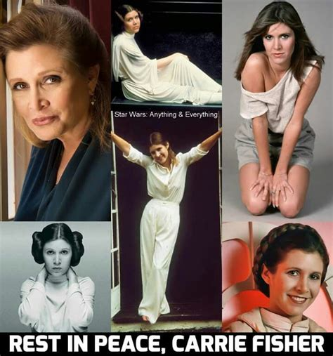 Forces Rest In Peace rest in peace princess leia you are one with the