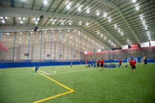 The soccer fields at chelsea piers connecticut on tuesday july 9