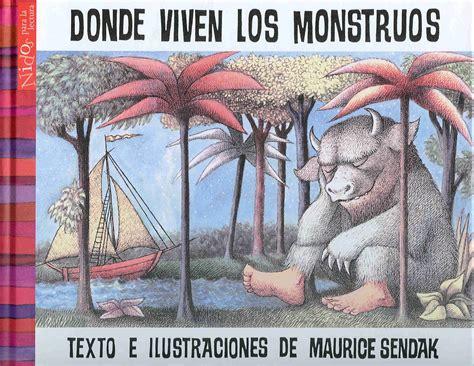 descargar pdf donde viven los monstruos libro donde viven los monstruos pdf descargar ebooks donde viven los monstruos de maurice sendak rz100 cuentos de boca