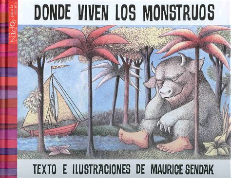 leer libro e donde viven los monstruos where the wild things are historias para dormir en linea gratis donde viven los monstruos de maurice sendak rz100 cuentos de boca