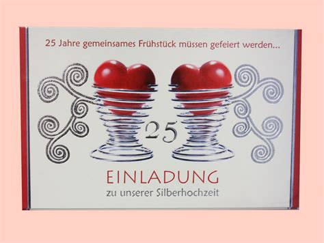 Einladungskarten Gestalten Silberhochzeit by Einladungskarten Silberhochzeit Einladung Zum Paradies