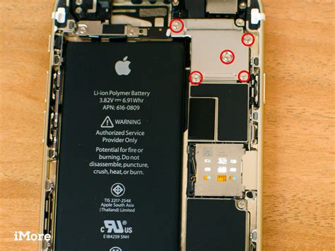 Screen Iphone 6 Pecah how to fix a broken iphone 6 screen in 10 minutes imore