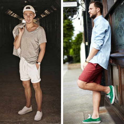 shoes to wear with shorts how should wear shorts