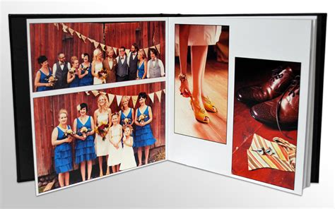 Professional Wedding Photo Albums by What 10 Brides Said About Their Bridebox Wedding Albums
