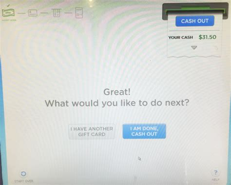 Coinstar Exchange Accepted Gift Cards - convert gift cards into cash with coinstar exchange kiosks