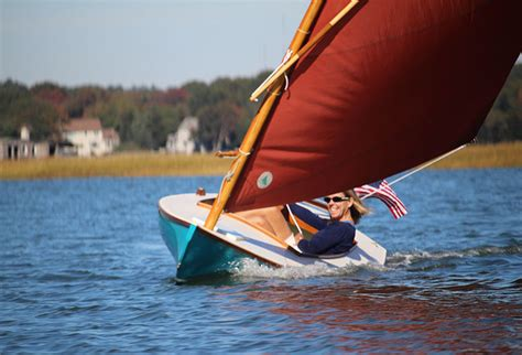 dory boat stability crawford boat building home