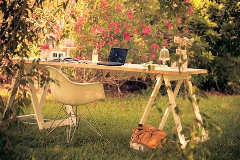 how to build a backyard office how to make the outdoor area functional outdoortheme com