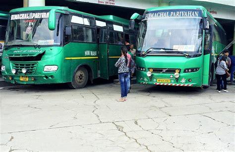 booking tickets volvo now book hrtc volvo buses tickets chandigarhx