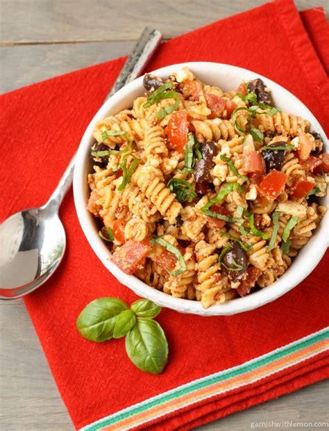 barefoot contessa side dishes tomato feta pasta salad recipe barefoot contessa side