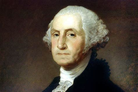 biography george washington video an early biography helped to forge the enduring image of a