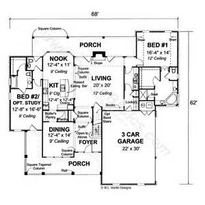 Double Master Suite House Plans by House Plans With Two Master Suites Design Basics