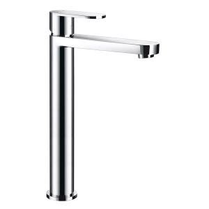 Wasser Basin Mixer With Pop Up Waste Medium Mba S1430m metro extended monobloc basin mixer no pop up waste