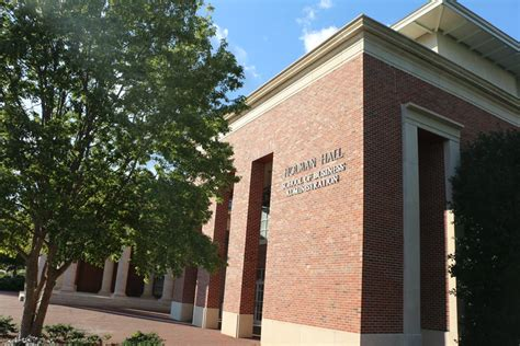 Ole Miss Mba Progrma by Ole Miss Mba Program Nationally Ranked The Daily