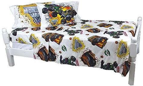 monster jam monster jam twin sheet set grave digger 5pc monster jam full bedding set grave digger maximum