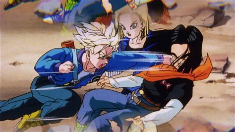 image trunks vs androids jpg wiki fandom powered by wikia