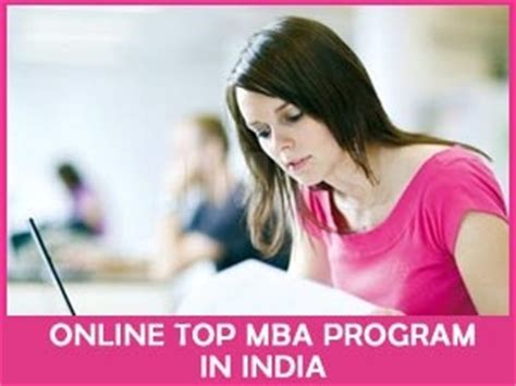 How To Get A Mba Degree In India by Top Mba Programs In India 9210989898 Distance