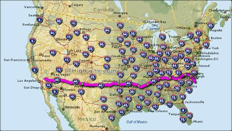 arizona highway conditions map i 40 interstate 40 highway map to do list