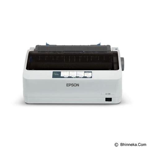 Printer Epson Lx 310 Dot Matrix Garansi 1 Tahun jual epson printer lx 310 merchant printer dot
