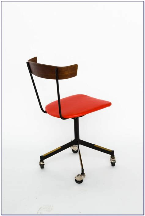 mid century desk chair mid century modern desk chair chairs home design ideas