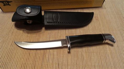 Promo Capitan Stainless Fitrimarts buck 118 personal skinning knife d2 steel fixed blade processing buck knives and