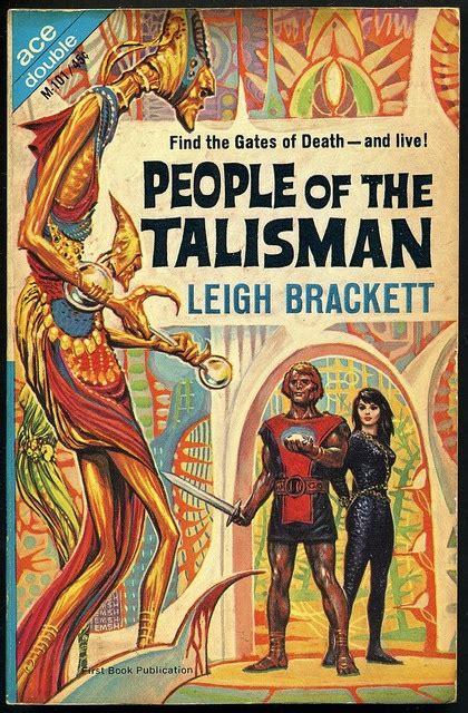 illustration people   talisman book science fiction novels ace books fantasy book