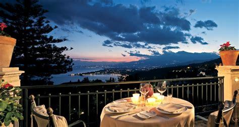 ristorante lume di candela roma cena romantica a taormina weekend a lume di candela