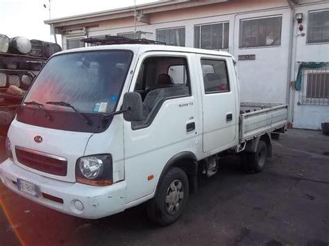 kia delivery kia k2500 k2500 tci lsd doppia cabina open delivery