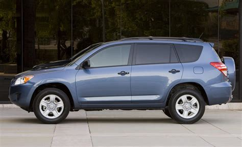 2009 Toyota Rav 4 Car And Driver