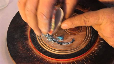 how to make inlay jewelry turquoise inlay for wood projects