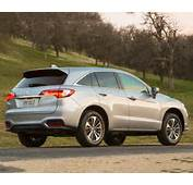 Very Little Official Information Is Known About The New 2018 Acura RDX
