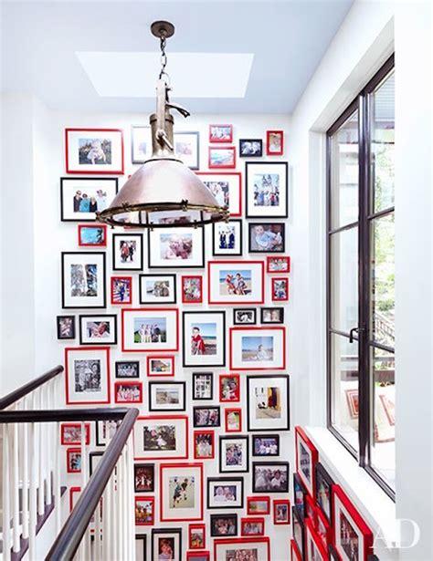 decorar con fotos paredes 6 modos para decorar paredes con fotos de familia