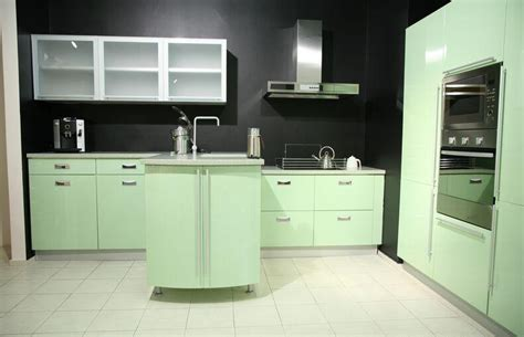 Green Kitchen Cabinet Cabinets For Kitchen Green Kitchen Cabinets