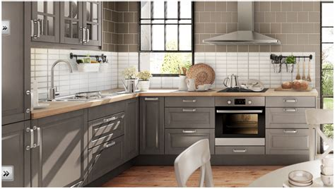 ikea kitchen top cabinets ikea liding 246 grey kitchen kitchen reno pinterest