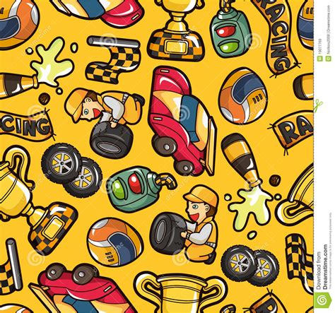 f1 pattern stock seamless f1 pattern royalty free stock images image
