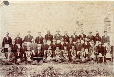 Tom Green County Marriage Records The Castle At Ha Ha Tonka State Park Macks Creek Masonic Gathering About 1900