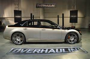 Overhaulin Chrysler 300 Foose 300 Build At Sema On Overhaulin Right Now Chrysler