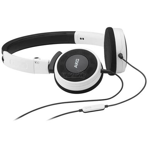Headset Akg headphones y30u akg y30uwht