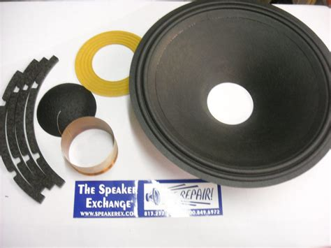 Speaker Fane Colossus fane studio colossus 18b aftermarket diy recone kit speaker exchange