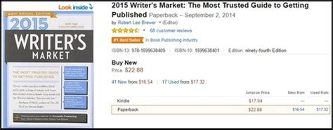 1440354359 writer s market the most 15 books for everyone to better their writing skills