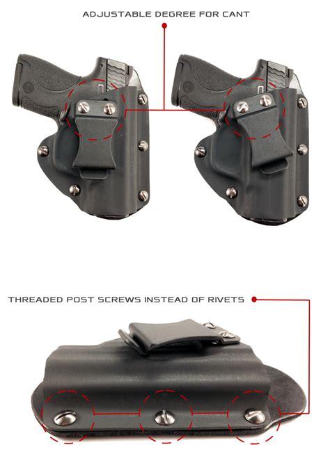 Rivet Gun Cnt Rvg3000 Corneta iwb hybrid holster kydex leather concealed single point carry tactical ebay