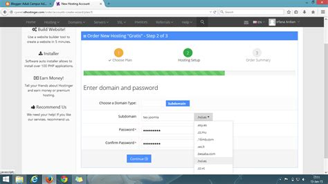 bagaimana cara membuat database di account hosting 2 cara upload database ke hosting urbandistro
