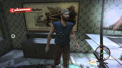 dead island boat supplies quest dead island i how to get in the gunstore youtube