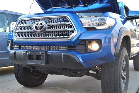 light bar for 2017 tacoma warrior products tacoma accessories parts and