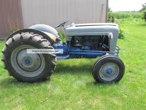 ford naa tractor golden jubilee