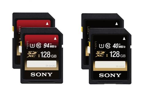 Memory Card Kamera Sony Big Saving On Sony 94mb S Memory Cards News At