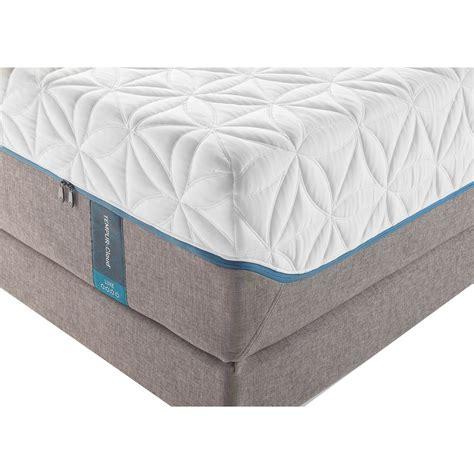tempur pedic 174 tempur cloud luxe ultra soft mattress and tempur ergo plus adjustable base
