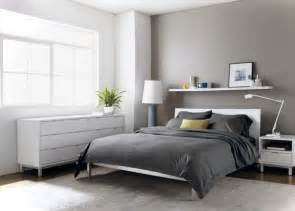 Clean and simple contemporary bedroom making a calm amp serene bedroom