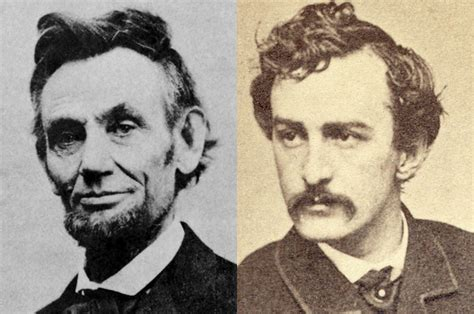 abraham lincoln and wilkes booth i i am in danger lincoln was warned against